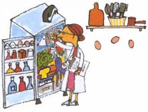 ¿Qué NO es un dietista-nutricionista?