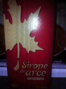 Subido a El sirope de arce, a la venta en supermercados