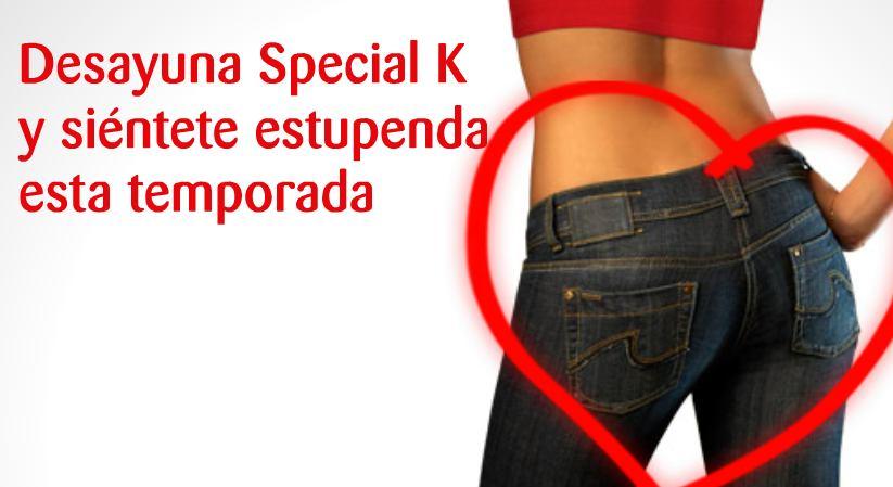 publicidad Special K