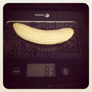 """El plátano no """"engorda"""""""