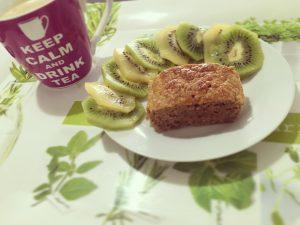 Receta de bizcocho de yogur integral sin azúcares añadidos