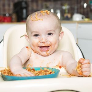 Baby-led Weaning para madres y padres