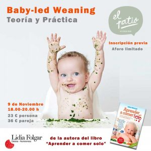 Baby-led Weaning El Patio