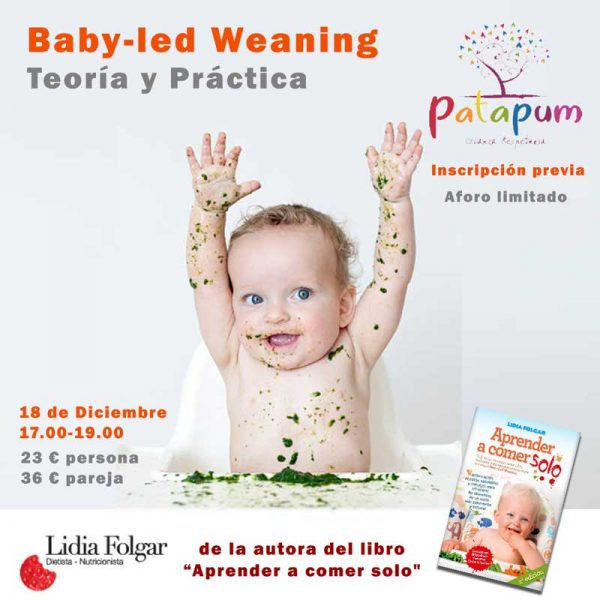 Baby-led Weaning Patapum